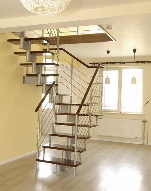 简约极致的时尚楼梯设计 (10)