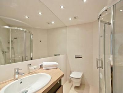 小户型卫浴间装修装饰的色彩搭配技巧(3)