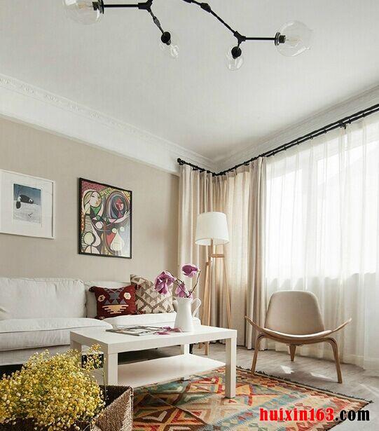 北歐風格的房屋裝飾設計主要講究的就是以人為本