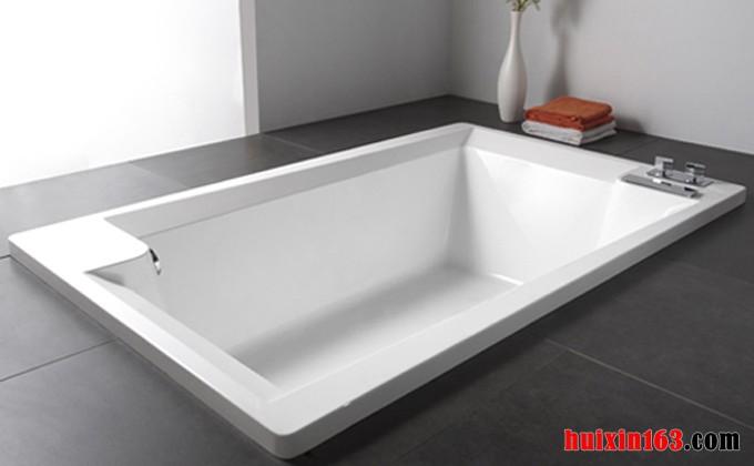 嵌入式浴缸的安装注意事项盘点