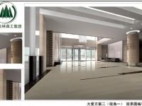 写字楼大厅龙8国际pt老虎机设计 (3)