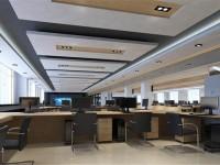 办公室装修效果图 (3)