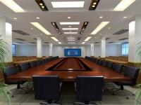 会议室装修效果图 (3)