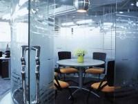 小会议室装修效果图 (3)