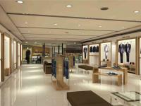 服装店龙8国际pt老虎机设计效果图 (3)