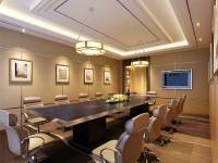 中型会议室装修效果图 (3)