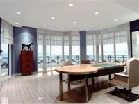 经理办公室装修设计效果图 (3)