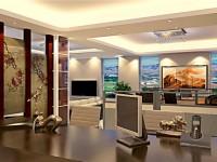 前卫办公室龙8国际pt老虎机设计效果图 (3)