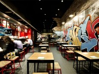 餐厅亿万先生效果图 (3)