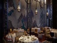 中式餐厅装修效果图 (3)