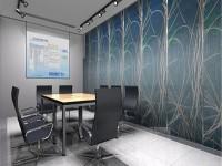 小型会议室龙8国际pt老虎机效果图 (3)