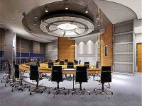 会议室装修设计效果图 (3)