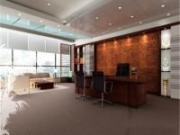 董事长办公室装修设计 (3)