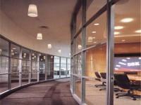 办公楼公共区装修效果图 (3)