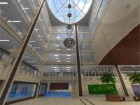 办公楼大厅亿万先生效果图 (3)