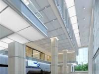 办公楼大厅装修效果图 (3)