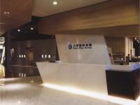 办公室前台乐虎国际登陆设计效果图 (3)