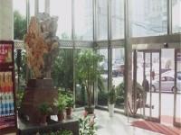 写字楼大厅龙8国际pt老虎机设计效果图 (3)