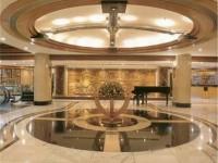 办公楼大厅乐虎国际登陆设计效果图 (3)