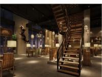 中式餐厅龙8国际pt老虎机效果图 (3)