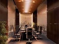 现代时尚会议室装修效果图 (3)