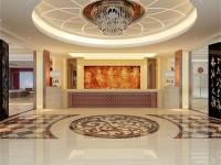 足疗会所大厅龙8国际pt老虎机设计效果图 (3)