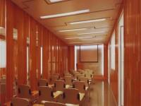办公会议室装修效果图 (3)