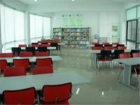 简约图书馆装修效果图 (3)