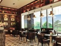 现代咖啡厅装修效果图 (3)