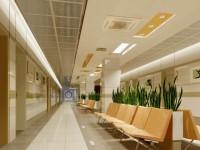 现代医院乐虎国际登陆设计效果图 (3)