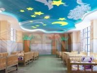 幼儿园装修设计效果图 (3)