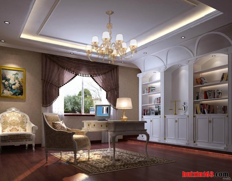 欧式风格室内装修装饰的家具设计及制作(3)