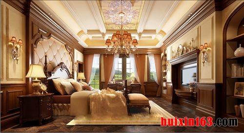办公装修欧式古典风格装饰要素注解(4)