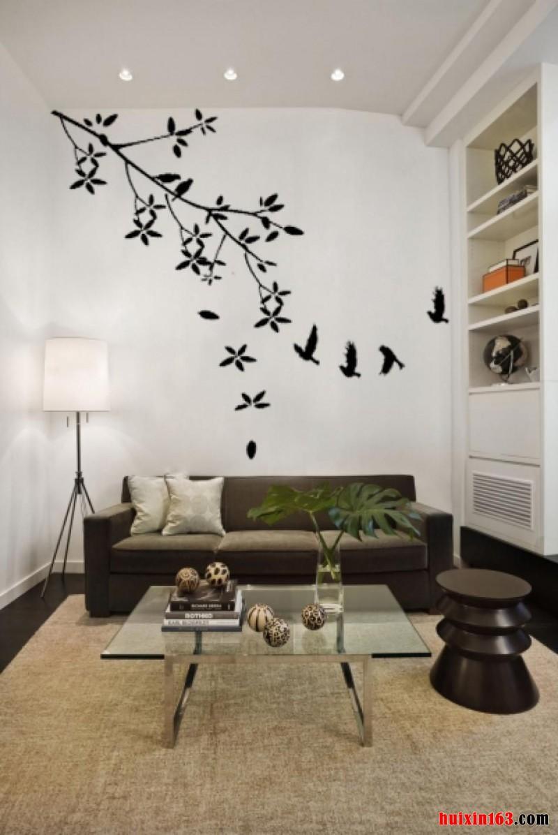 办公装修丙烯颜料手绘墙画的绘制要点(2)_装修技巧