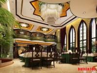 伊斯兰风格建筑和酒店装修装饰 (3)