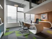 办公室装修效果图 (6)