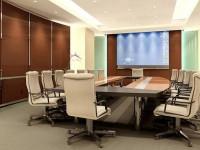 会议室装修效果图 (4)