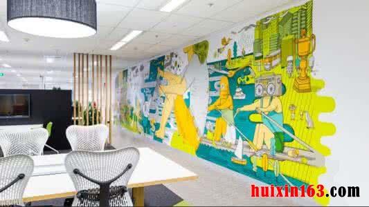 2                   办公室装潢色彩设计