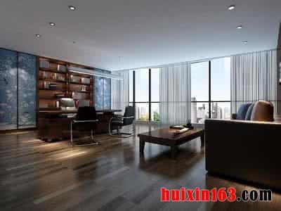 4             办公室大气、简洁的风格布局