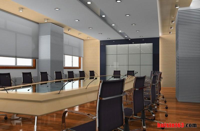 7              会议室装修装饰