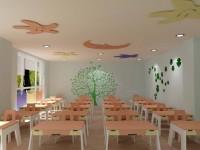 幼儿园装修装饰效果图 (3)