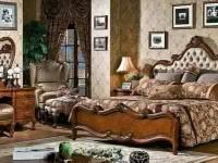 科亚小区美式风格家庭装修装饰效果图 (6)