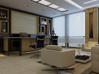 办公室装修效果图 (5)