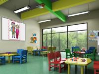 幼儿园装修效果图 (4)