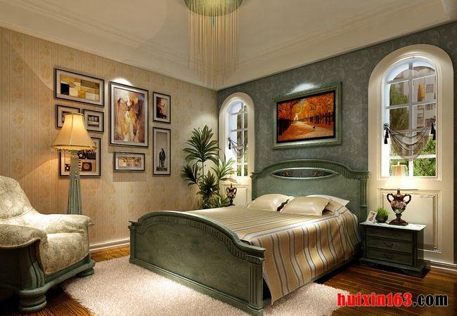室内装修装饰美式乡村风格和美式现代风格同异性(5)