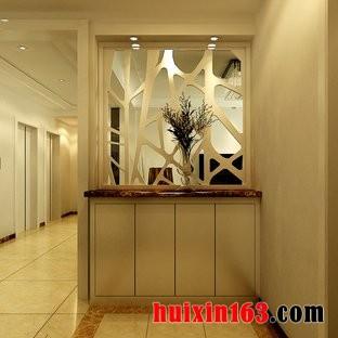 玻璃或屏风办公室装饰隔断如何设计(8)