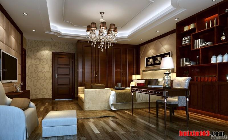 乡村风格其实也是自然风格,自然在选材上也会就地取材,在乡村风格办公室装饰设计等工装,或别墅装修装饰等家装设计上,强调简洁、明晰的线条和优雅得体有度的装饰。具体像乡村风格家具线条简化、体积粗犷、布艺沙发厚实,和墙面选用自然环保功效材料、地板选用樱桃木或枫木等,以及饰品要有绿植、摇椅、铁艺等。