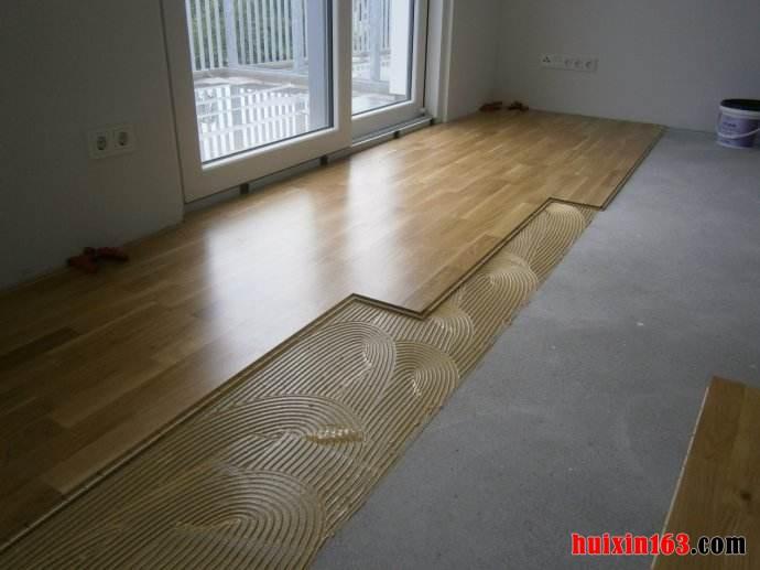 5 室内装修装饰木地板铺装