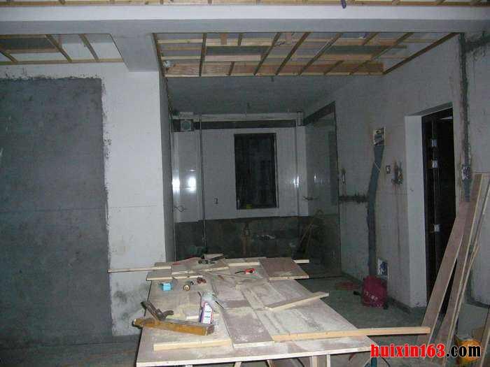 室内装修装饰木工工程施工准备和流程(2)