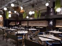 餐饮空间龙8国际pt老虎机效果图 (7)